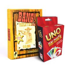 Hình ảnh Combo BANG! & Uno