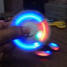 Hình ảnh Con quay 3 cánh 3 kiểu ánh sáng led - Fidget Hand Spinner