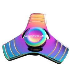 Hình ảnh Con quay 3 cánh Fidget Spinner xả stress 7 màu ( Hàng chất lượng loại 1)