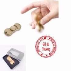Hình ảnh Con Quay Fidget Hand Spinner EDC 2 Cánh Kim Loại