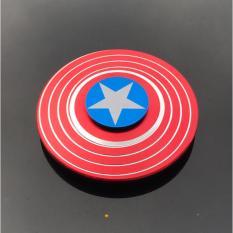 Hình ảnh Con quay Fidget Spinner Captain America cực chất (có clip review)