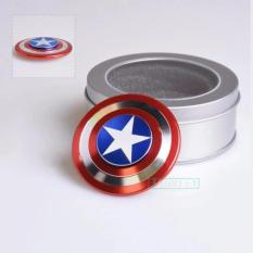 Hình ảnh Con quay Fidget Spinner Captain American cực chất (có video chi tiết)