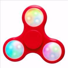 Hình ảnh Con Quay Giải Trí 3 cánh Fidget Spinner có đèn Led FS06
