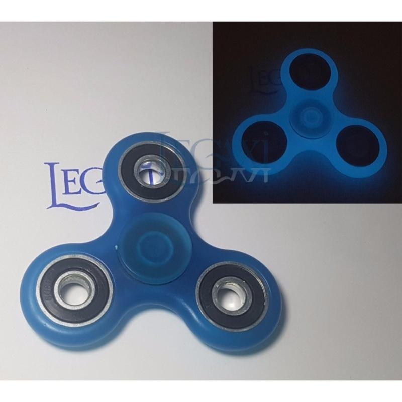 Con Quay Hand Fidget Spinner 3 cánh DẠ QUANG 60-120 giây Legaxi HSI2