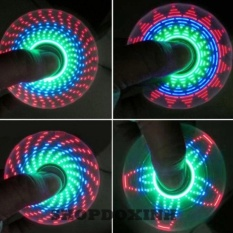 Hình ảnh Con quay ma thuật spinner 18 kiểu đèn led