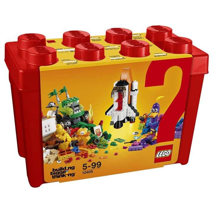 Thùng Gạch Nhiệm Vụ Sao Hỏa LEGO BRANDCAMPAIGN - 10405...