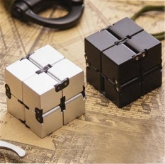 Hình ảnh Creative Infinity Cube decompression magic square infinite flip Rubik's cube decompression flip magic toys - intl