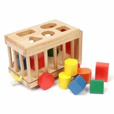 Hình ảnh Cũi thả hình gỗ