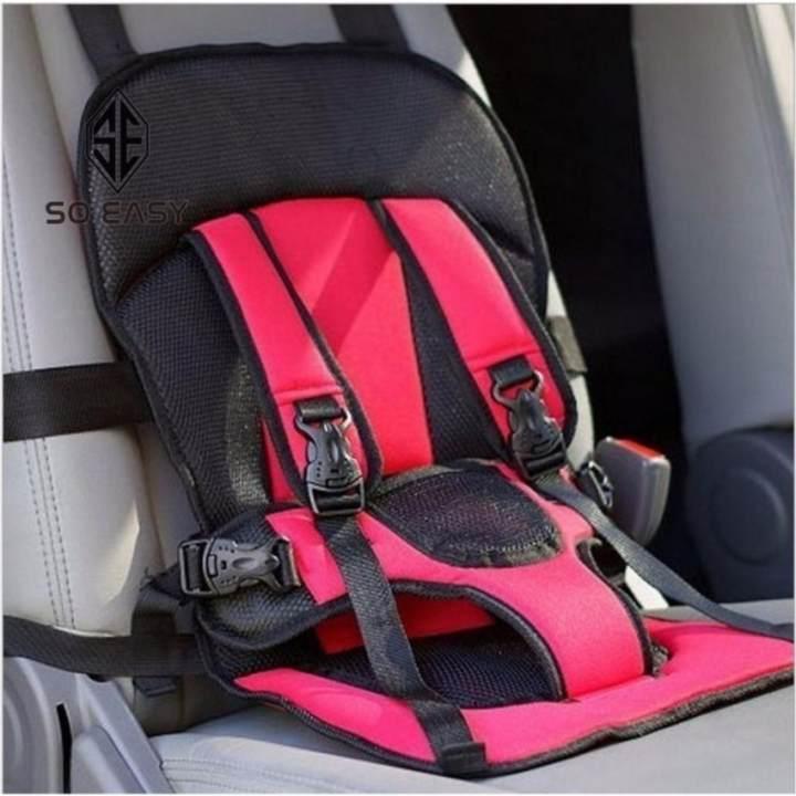 Đai địu ghế phụ ngồi đa năng trên xe hơi,...