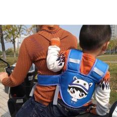 Đai xe máy 3D an toàn cho bé