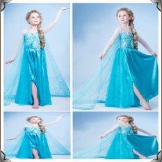 Đầm Cong Chua Be Gai Elsa D182 Chiết Khấu Hồ Chí Minh