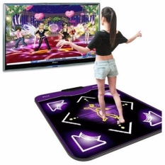 Hình ảnh Dance Pads Mats for Super Dancer on Computer Black Purple - intl