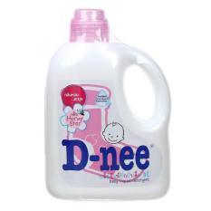 Nước giặt xả quần áo cho bé D-nee Honey Star 960ml