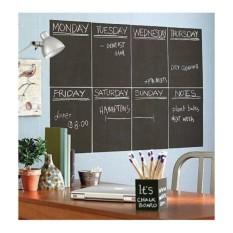 Hình ảnh Decal dán tường tạo bảng viết - Kmart