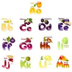 Bán Decal Dan Tường Vtc Bảng Chữ Cai Tiếng Anh Cho Be Alphabetfruit Trực Tuyến