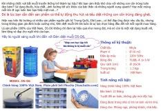 Cửa Hàng Đen Diệt Muỗi Cho Em Be Ds D6 Xanh Well Hồ Chí Minh