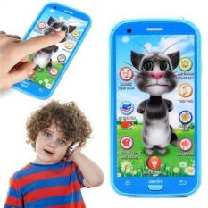 Hình ảnh Điện thoại iphone 7 đồ chơi cảm ứng cho bé học tập
