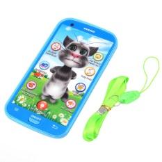 Hình ảnh Điện thoại mèo tôm biết nói (Xanh)