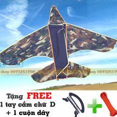 Hình ảnh Diều Máy Bay Su50 + Tặng FREE Tay Cầm và cuộn dây