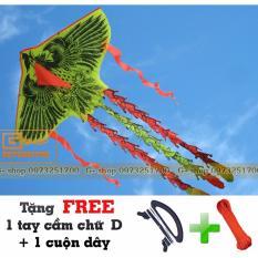Hình ảnh Diều Việt Nam : Phụng Hoàng 5 Đuôi (X) + Tặng Tay Cầm Và Cuộn Dây