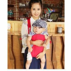 Cửa Hàng Địu Em Be 4 Tư Thế Baby Carrier Fiamma Đỏ Fiamma Shop Trong Hà Nội