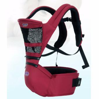 Hình ảnh Đai địu cho bé, Địu em bé có ghế ngồi có hộp tì chống mỏi vai gáy, Địu em bé có ghế ngồi có hộp tì chống mỏi vai gáy, Địu trẻ em 4-30 tháng tuổi - nhỏ nhẹ - chắc chắn - an toàn, giá ưu đãi 50%