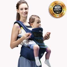 Giá Bán Địu Trẻ Em Cao Cấp Đa Chức Năng Aiebao A6610 Tim Than Blueberry Mới Nhất