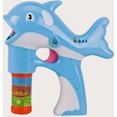 Hình ảnh Đồ Chơi Bắn Bong Bóng Hình Cá Heo (Bubble Toys) - Chirita