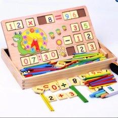 Hình ảnh Đồ chơi bảng toán học cho bé vừa học vừa chơi