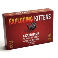 Hình ảnh Đồ chơi Boardgame Exploding Kittens - Mèo Nổ