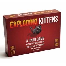 Hình ảnh Đồ chơi Boardgame Exploding Kittens - Mèo Nổ | Best Choice