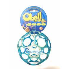 Hình ảnh Đồ chơi bóng mềm Oball đa sắc cho bé