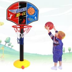 Hình ảnh Đồ chơi bóng rổ giúp phát triển chiều cao cho bé