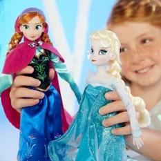 Giá Quá Tốt Để Có Đồ Chơi Búp Bê Elsa Và Anna Giá Rẻ Cho Bé