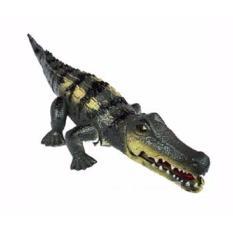 Hình ảnh Đồ chơi cá sấu cho bé(tặng kèm pin)