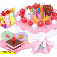 Hình ảnh Đồ chơi cắt bánh sinh nhật 63 chi tiết