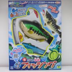 Hình ảnh Đồ chơi câu cá Cá biết bơi 130313 Nhập khẩu Nhật Bản