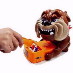 Hình ảnh Đồ chơi chó gặm xương nổi cáu