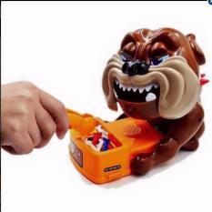 Hình ảnh Đồ chơi chó nổi giận (chó gặm xương) - Bộ to