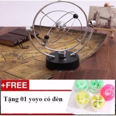Hình ảnh Đồ chơi con lắc quay từ trường mô phỏng vũ trụ + Tặng 01 trò quay Yoyo Nhật Bản phổ biến