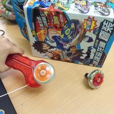 Hình ảnh Đồ chơi con quay ma thuật Băng Long Vương