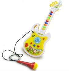 Hình ảnh Đồ chơi đàn guitar cho bé
