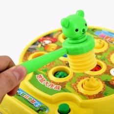 Hình ảnh Đồ chơi Đập thú - Trò chơi vui nhộn - Phát triển phản xạ cho bé yêu T7-10