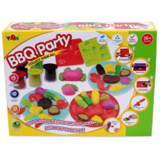 Hình ảnh Đồ chơi đất nặn BBQ Party 5807B