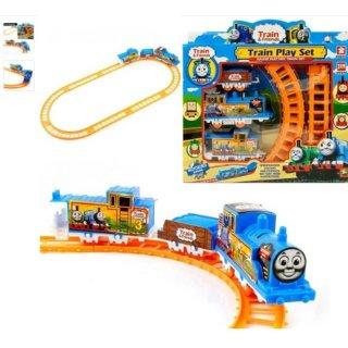Đồ Chơi Đường Ray Xe Lửa Train Play Set thumbnail