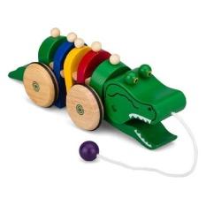 Hình ảnh Đồ chơi gỗ Cá Sấu Winwintoys C443