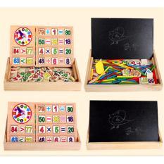 Hình ảnh Đồ chơi gỗ học toán size đại DE1100