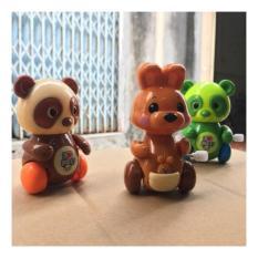 Hình ảnh Đồ chơi hình chú gấu, thỏ xinh xắn tạo cho bé sự vui nhộn (Màu sắc, hình thú ngẫu nhiên)