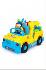 Hình ảnh Đồ chơi Huile Toy - Ô tô cơ khí Bé tập làm kỹ sư sửa chữa ô tô - Huile Toys 789