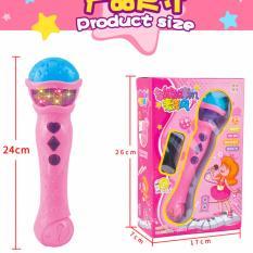 Hình ảnh Đồ chơi mic hát karaoke Micro Phone cho bé yêu